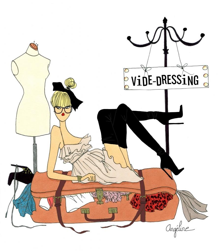 Soldes sur le vide dressing trendydelight - Soldes dressing ...