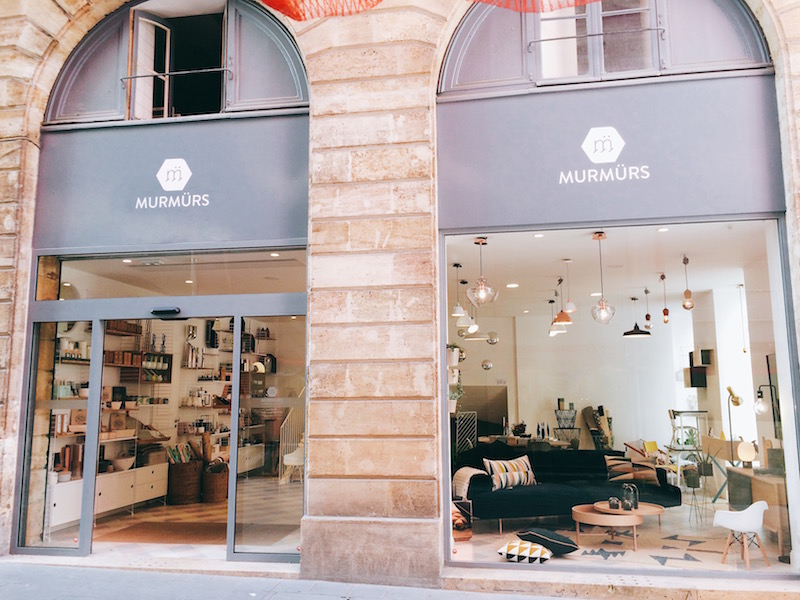 2-Boutique Murmürs 5 rue Louis Combes, Bordeaux