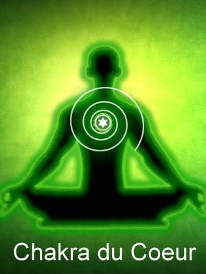 Chakra du cœur, vert